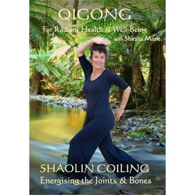 qigong - shaolin coiling