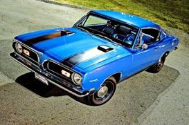 1969 plymouth barracuda ama