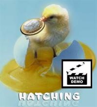 hatching video