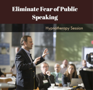 Eliminate Fear of Public Speaking Through Hypnosis with Don L. Price | Audio Books | Self-help