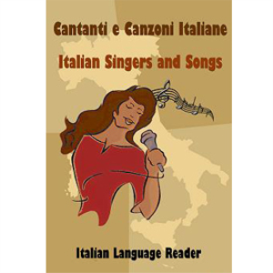 italian singers: italian language reader - sample