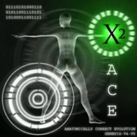 anatomically correct evolution: x2