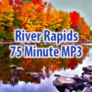 river rapids (75 minutes)