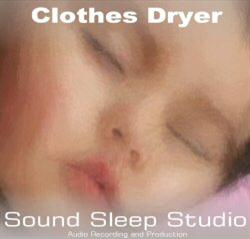 sound sleep clothes dryer 15 minutes