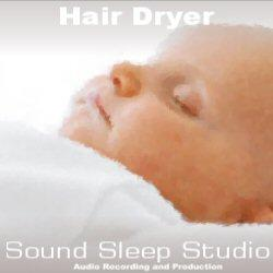 Sound Sleep Hair Dryer 60 minutes | Music | Ambient