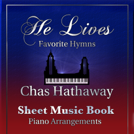 he lives: favorite hymns sheet music pdf book