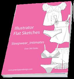 sleepwear intimates ebook