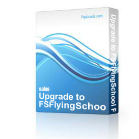 upgrade to fsflyingschool pro 2013 for fsx/fs2004 plus voice command pack deluxe download