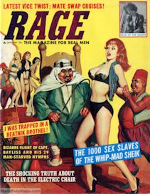 rage magazine, january 1963 (complete issue)