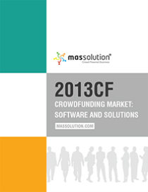 2013cf crowdfunding market: software and solutions report