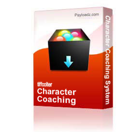 character coaching system