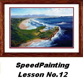 speed painting lesson no.12