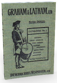 graham & latham ltd. catalogue no.1 (c.1910)