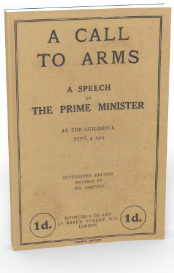 a call to arms.(1914)