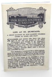 st. dunstan's  victory souvenir (1920)