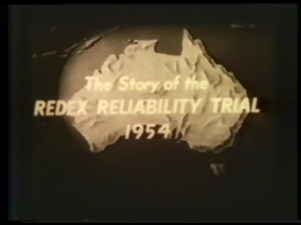 1954 redex trials