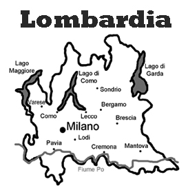 lesson plan and reading exercise for italian language learners: lombardy region