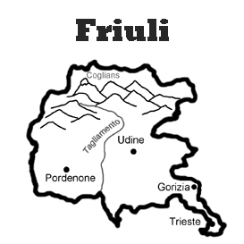 lesson plan and reading exercise for italian language learners: friuli region
