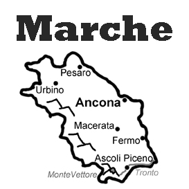 lesson plan and reading exercise for italian language learners: marche region
