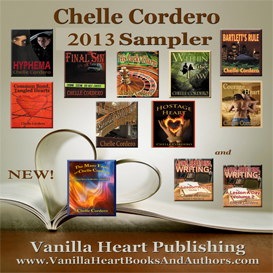 Chelle Cordero 2013 Sampler | eBooks | Fiction