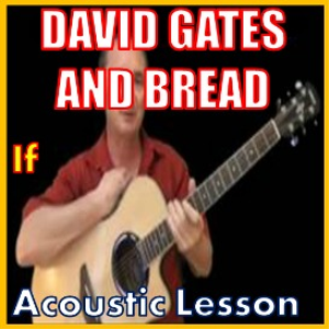 learn to play if by david gates