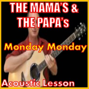 Learn to play Monday Monday by The Mamas And The Papas | Movies and Videos | Educational