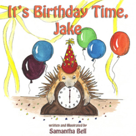 its birthday time jake