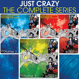 bobby d's just crazy - the complete series