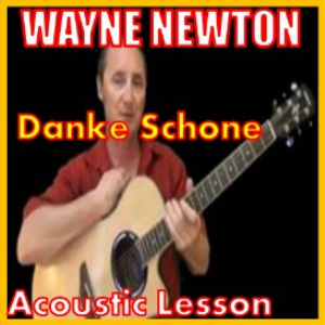 Learn to play Danke Schoen by Wayne Newton | Movies and Videos | Educational
