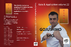 gojushiho sho kata & application volume 22