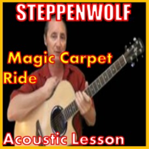 learn to play magic carpet ride by steppenwolf