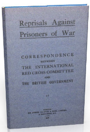 reprisals against prisoners of war.