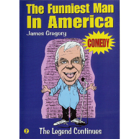 the funniest man in america - the legend continues  (dvd)