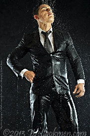 alexander suit shower