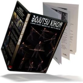 shugyou#05 rokushaku-bo-jutsu basics with mats hjelm