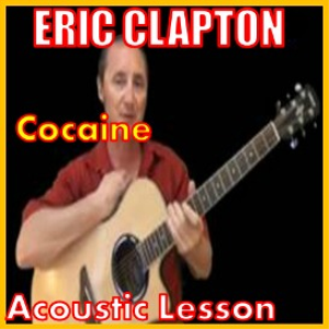 learn to play cocaine by eric clapton