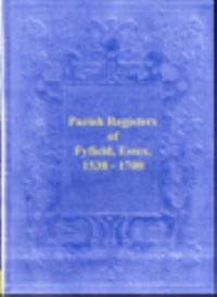 fyfield parish registers