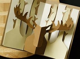 Moose - EasyCutPopup | eBooks | Arts and Crafts