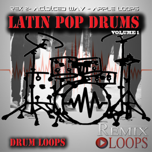 Latin Pop Drums Vol 1 | Software | Add-Ons and Plug-ins