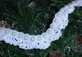 Garland Pattern | Crafting | Crochet | Christmas