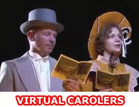 virtual carolers