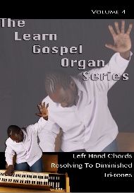 the learn gospel organ series volume 4