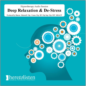 deep relaxation and de-stress hypnosis download