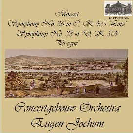mozart: symphony no. 36 in c, k. 425