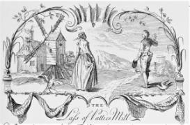 corfe (arr.) : lass of patie's mill, the : choir offer