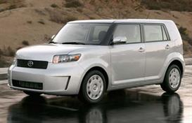 2008 Scion xB MVMA Specifications | Other Files | Documents and Forms