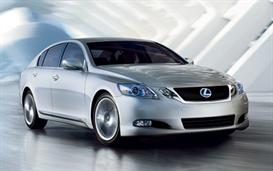 2008 lexus gs450h mvma specifications