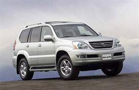 2008 lexus gx470 mvma