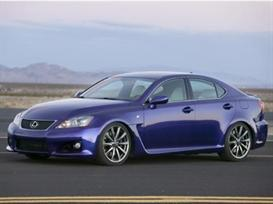 2008 lexus is-f mvma specifications