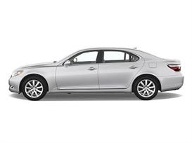 2008 Lexus LS600h MVMA Specifications | Other Files | Documents and Forms